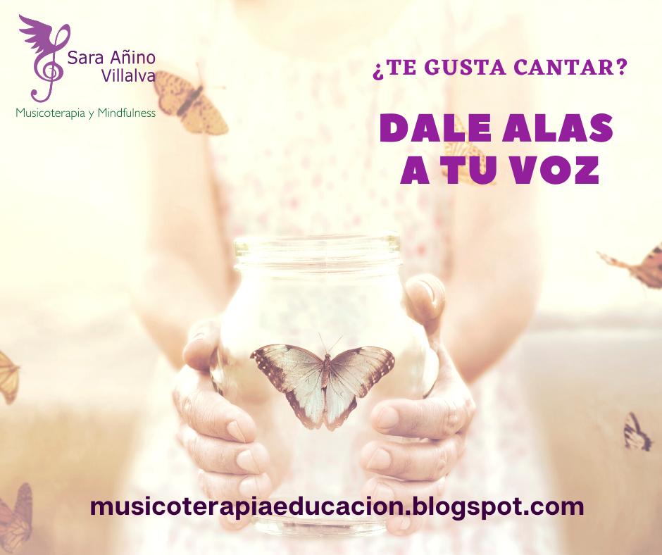 musicoterapia voz meditación buentrato